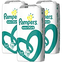【Amazon.co.jp限定】 【ケース販売】 パンパース オムツ パンツ さらさらパンツ ビッグ(12~22kg) 150枚 (50枚×3パック)