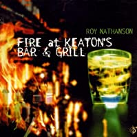 Fire at Keatons Bar & Grill
