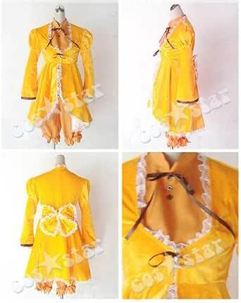 ローゼンメイデン 金糸雀風  コスプレ衣装 男女XS-XXXL オーダーサイズも対応可能