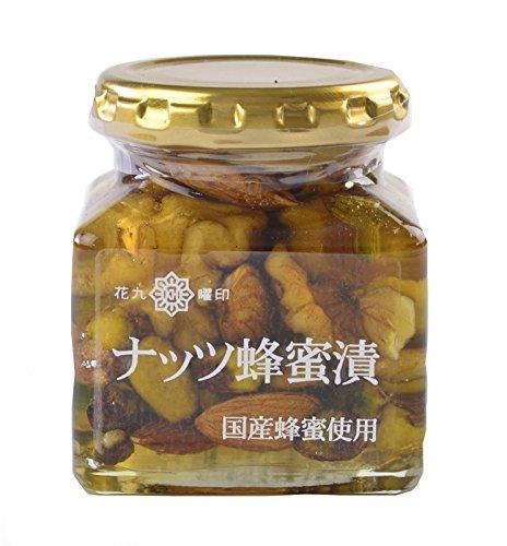 花九曜印 ナッツ蜂蜜漬 150g