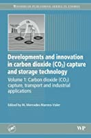 Developments and Innovation in Carbon Dioxide (CO2) Capture and Storage Technology: Carbon Dioxide (Co2) Capture, Transport and Industrial Applications (Woodhead Publishing Series in Energy)