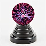 [Allytech]Allytech Science Kid Office Party Plasma Ball [Children's Gift] USB or Battery Powered with USB Cable Magic [並行輸入品]
