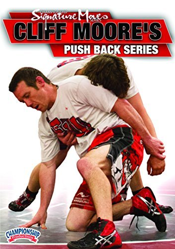 Signature Move Series: Cliff Moore's Push Back Series by Cliff Moore
