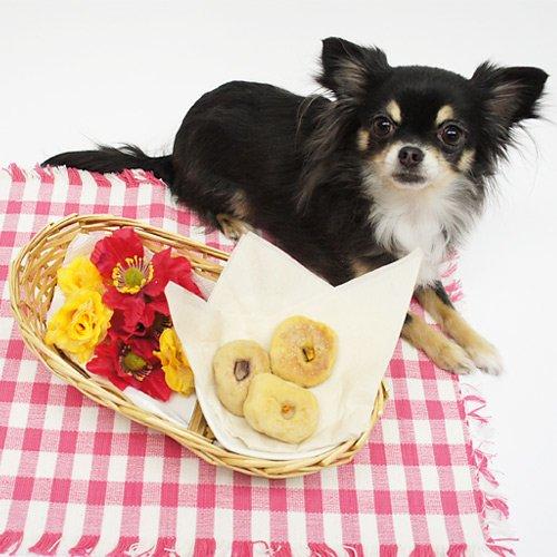 Dog's Table(ドッグステーブル) お米のパン お米のロールパン