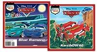 Ka-Choww!/Blue Ramone (Disney/Pixar Cars) (Pictureback(R))