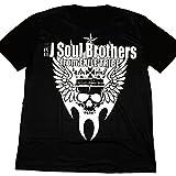 三代目 J Soul Brothers Tシャツ 3代目 JSB グッズ ブラック ホワイト