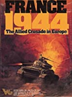 Victory Games - FRANCE 1944 - Allied Crusade in Europe