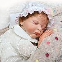 NPK 50 cmソフトSiliconeビニールRebornベビー人形19インチLovely Lifelikeかわいいベビー人形ガールおもちゃ美しい服人形