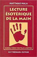 Lecture esoterique de la main