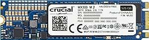 Crucial [Micron製] 内蔵SSD MX300 525GB ( 3D TLC NAND / M.2 Type / 3年保証 )国内正規品 CT525MX300SSD4/JP