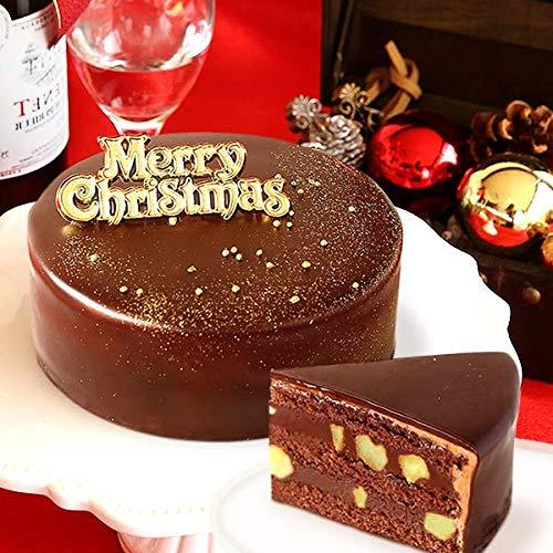 クリスマスケーキ 2019 Xmas チョコレートケーキ クリスマスケーキ4号 【オーナメント付】お取り寄せ 人気 ケーキ スイーツ