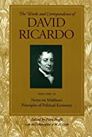 Notes on Malthus's Principles of Political Economy: Volume 2 (Works and Correspondence of David Ricardo) by David Ricardo(2004-10-01)