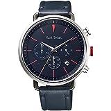 ポールスミス Paul Smith 時計 腕時計 メンズ ウォッチ クロノグラフ Cycle Chronograph サイクルクロノグラフ ブルー BR1-714-50