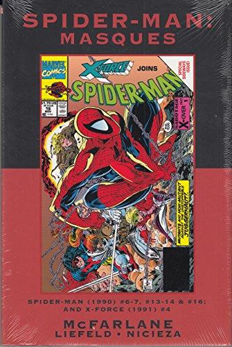 Spider-Man: Masques (Marvel Premiere Classic Vol 83 DM Ed)
