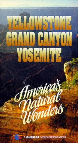 America's Natural Wonders-Yell [VHS] [Import] America's Natural Wonders-Yell Questar Inc.