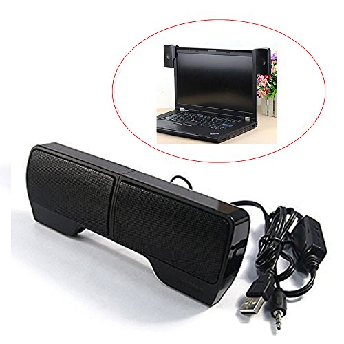 Jコートン USBスピーカー ステレオ パソコン電源接続 小型 組み合わせ可能 コンセント不要 スピーカー2個 JDSP-001