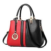 b492e51577d0 【ユウエ】ハンドバッグ レディース ショルダーバッグ 2WAY バッグ PU革 飾り付き 手提げ 鞄 かばん