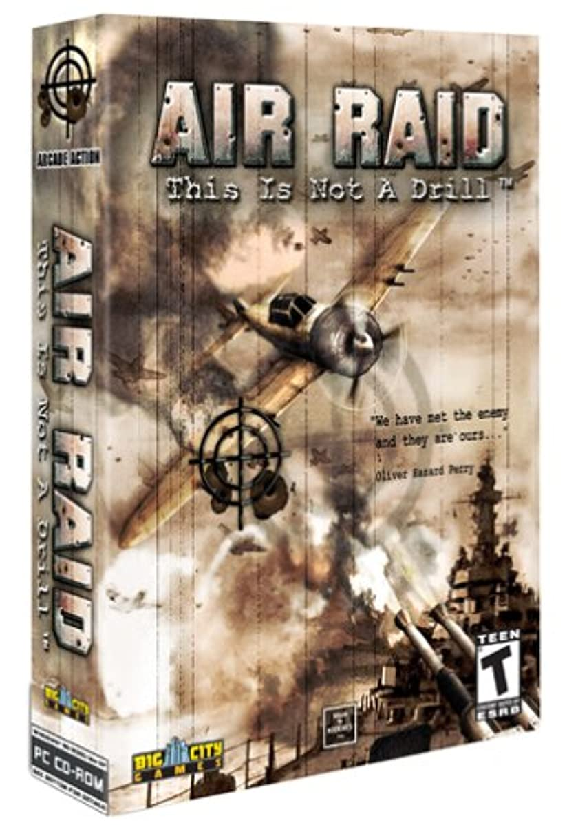 Air Raid: This Is Not a Drill (輸入版)