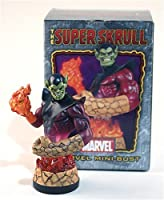 Super Skrull Mini Bust by Bowen Designs