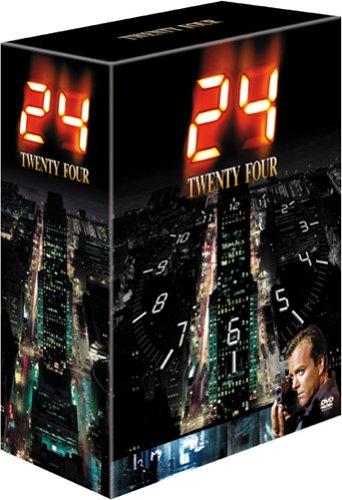 24 -TWENTY FOUR- シーズン1 ハンディBOX [DVD]