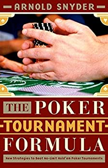 Poker Tournament Formula by [Synder, Arnold]