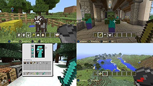 Microsoft『Minecraft:XboxOneEdition』