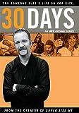 30 Days: Season 1 [DVD] [Import] 画像