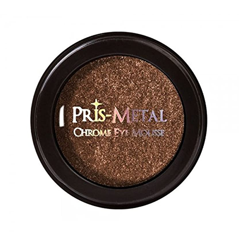 信条環境警告するJ. CAT BEAUTY Pris-Metal Chrome Eye Mousse - Coil Braid (並行輸入品)