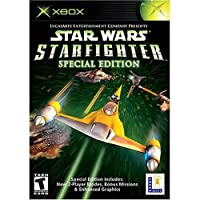 Star Wars Starfighter: Special Edition / Game