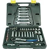 ハーレーメンテナンス インチ工具セット 44pcs TOOL348 TOOL348