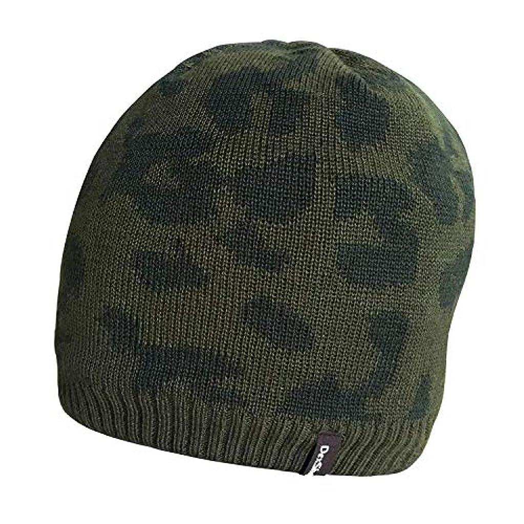 アメリカ恋人衰えるDexShell(デックスシェル) 防水通気帽子 ビニー(カモフラージュ) DH772 カモフラージュ F