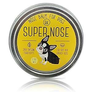 BK Pets 犬用 鼻の保湿クリーム オーガニック (大 (56g) (1個入り)) [並行輸入品]