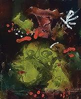 ¥5K-200k 手書き-キャンバスの油絵 - 美術大学の先生直筆 - 23 名画 - 女性 in their Sunday best 抽象表現主義 AEM1 - 絵画 洋画 手描複製画 -05