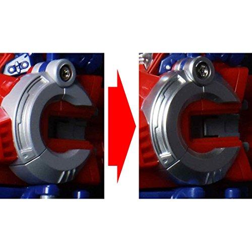 『ダイアクロン DA-11 ダイアバトルス V2 <ALPHA plus ver.>』の7枚目の画像