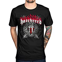 AWDIP Official Hatebreed Skull and Maces T-Shirt Supremacy for The Lions Perseverance