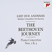 Beethoven Journey: Piano Ctos. 1 & 3 by Leif Ove Andsnes (2012-09-26)