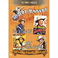Roy Rogers Western Double Feature 2 [DVD] [Import]
