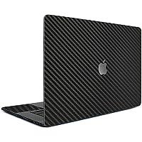wraplus for MacBook Pro 15 インチ [ブラックカーボン] スキンシール (2016 ~ 最新モデル)
