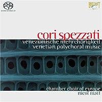 Cori Spezzati: Venetian Polychoral Music (Hybr)