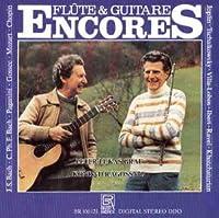 Flute & Guitar Encores