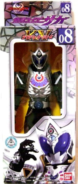 ライダーヒーローシリーズ キバ 08 仮面ライダーサガ