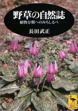 野草の自然誌—植物分類へのみちしるべ (講談社学術文庫)
