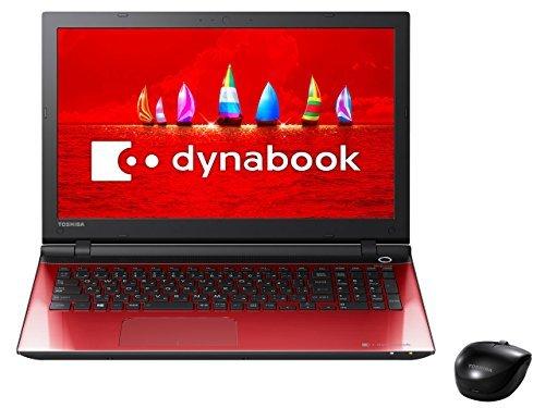東芝 ノートパソコン dynabook T45 T45/VR PT45VRP-SJA  モデナレッド