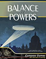 CPS: Balance of Powers, World War One Across the Globe, Board Game