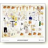 バスキアポスター イカロス・エッソ Basquiat: Icarus Esso