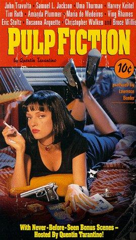 Pulp Fiction [VHS] [Import]