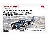 キーウィモデル 1/72 ノールダイン AT-16 テキサン 改造セット USAAF アカデミー用 プラモデル用パーツ KIWM007