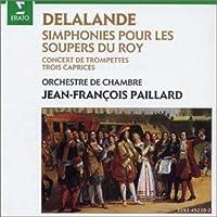 Delalande: Concert de Trompettes / Trois Caprices (2008-03-11)