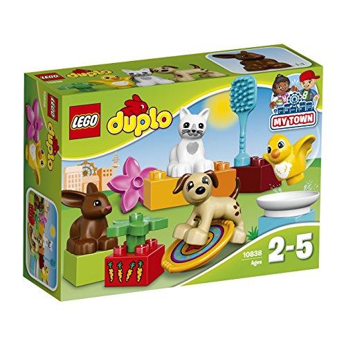 """[해외]레고 (LEGO) 듀뿌로 듀뿌로 (R) 마을 """"귀여운 애완 동물""""10838/Lego (LEGO) Duplo duplo (R) City """"Cute Pet"""" 10838"""