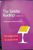 Sunday Readings Cycle C
